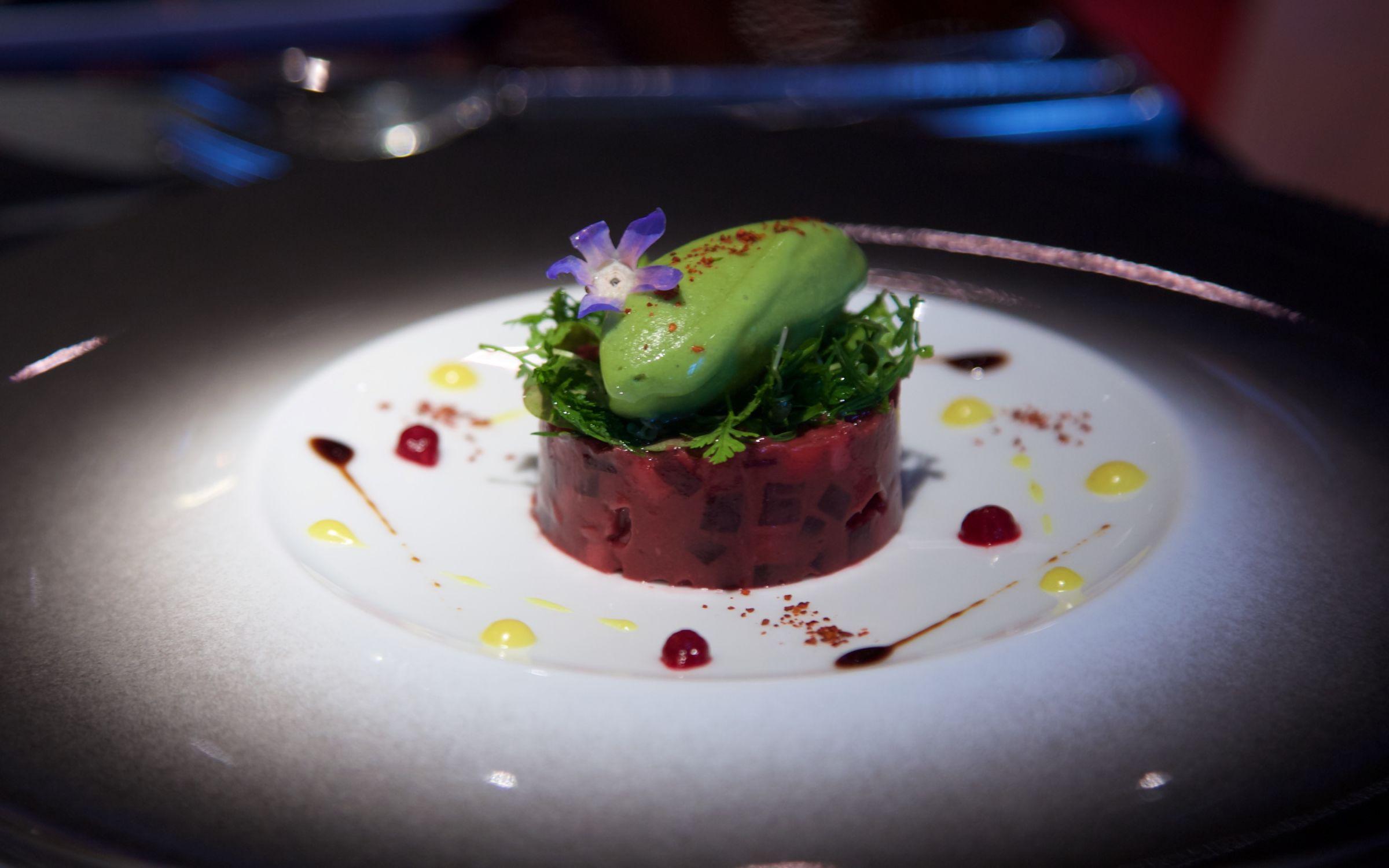 L 39 atelier de joel robuchon shanghai qli travel qli for Atelier cuisine tours