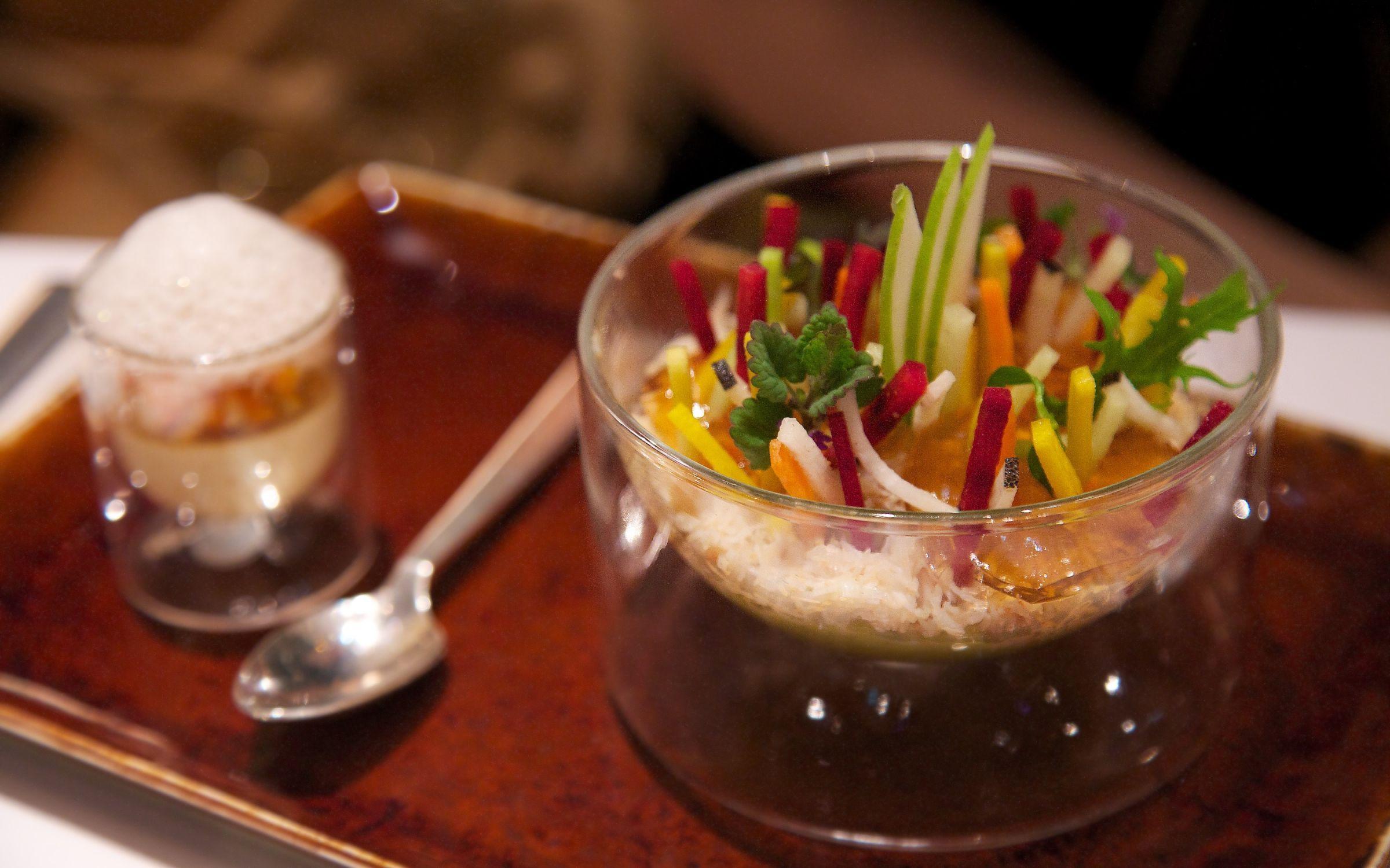 La cuisine royal monceau qli travel qli travel for Restaurant la cuisine royal monceau