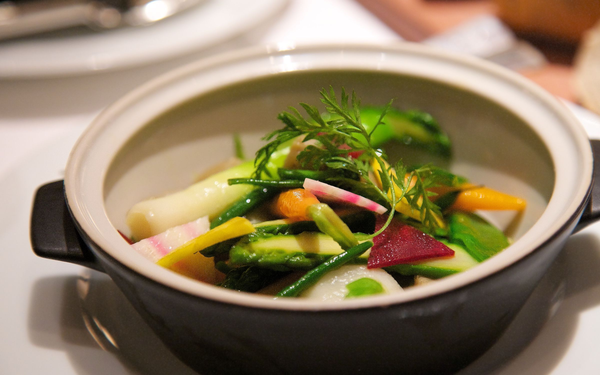 La cuisine royal monceau qli travel qli travel restaurants wines and travel - La cuisine hotel royal monceau ...