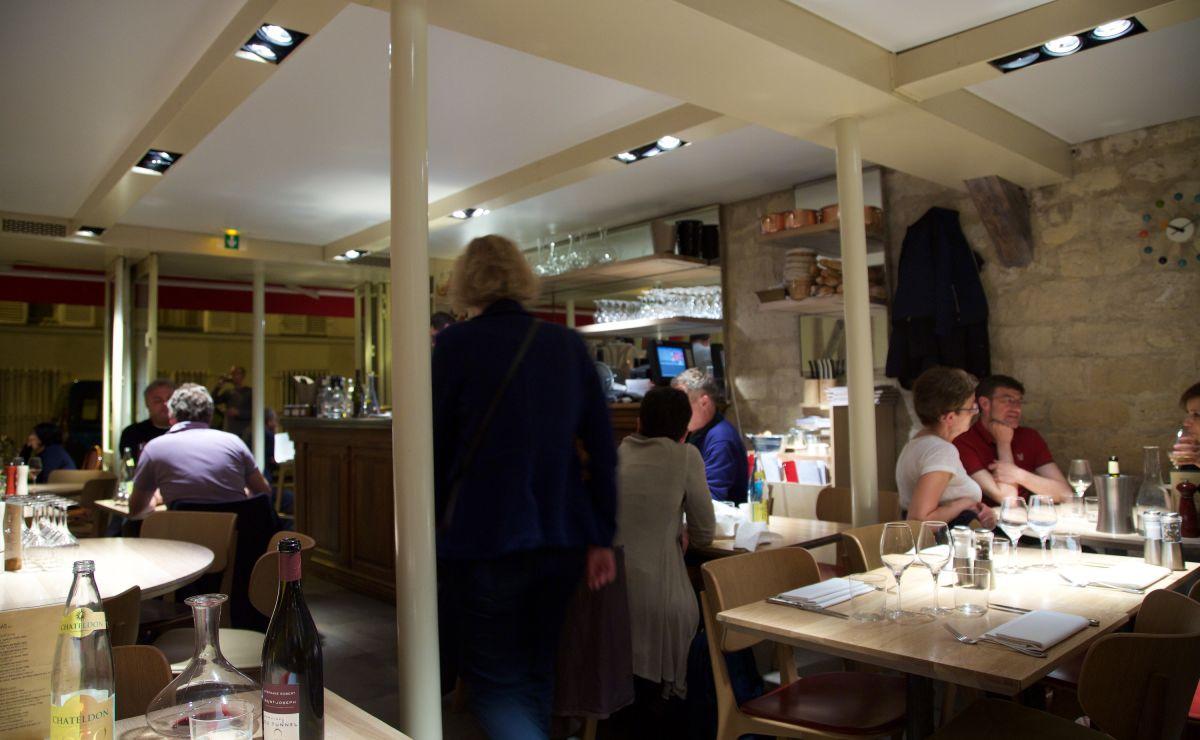 Le Villaret Restaurant Paris France