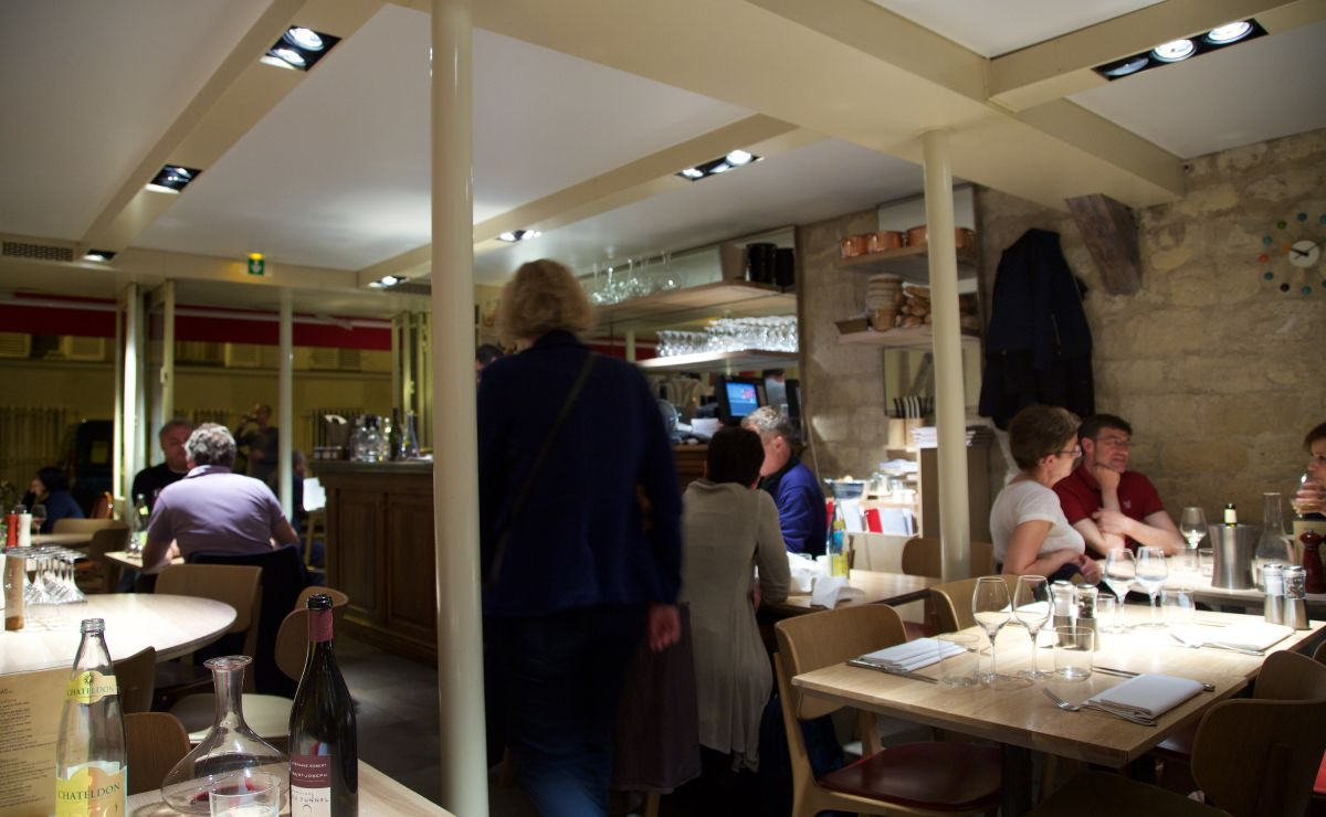 Restaurant Villaret  Rue Ternaux